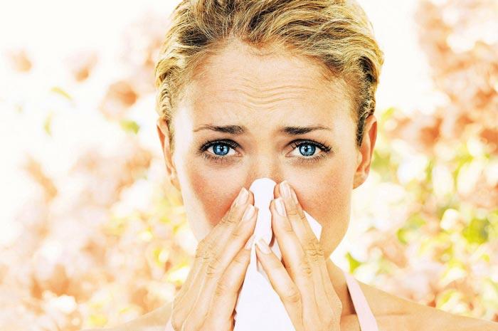 چگونه آلرژی را از بین ببریم؟