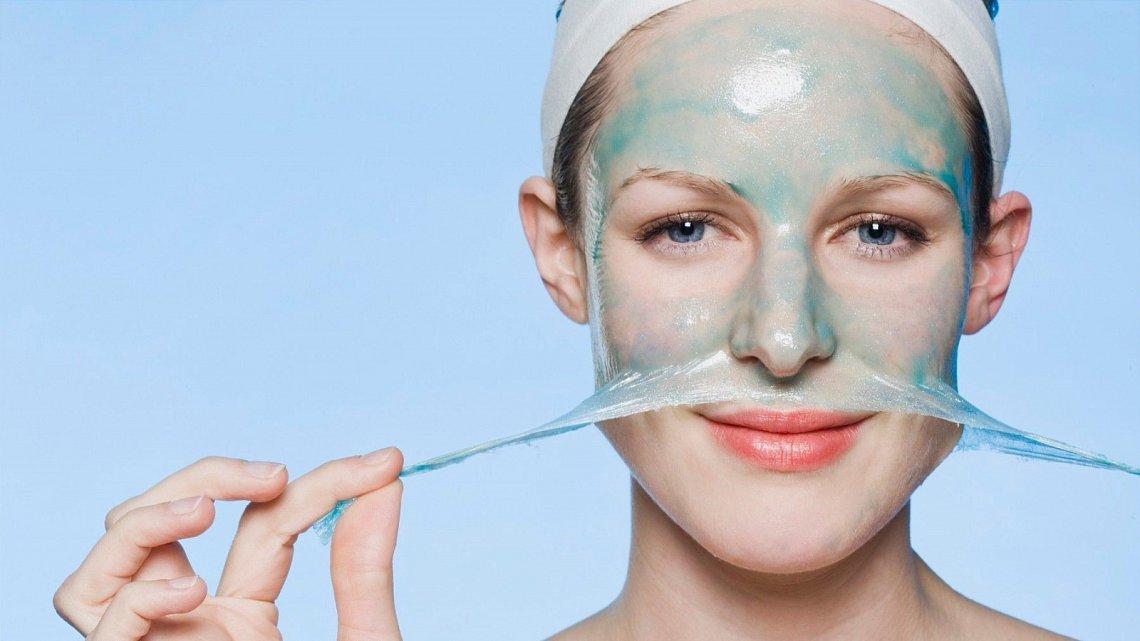 رفع آکنه های روی پوست با انواع ماسک خانگی