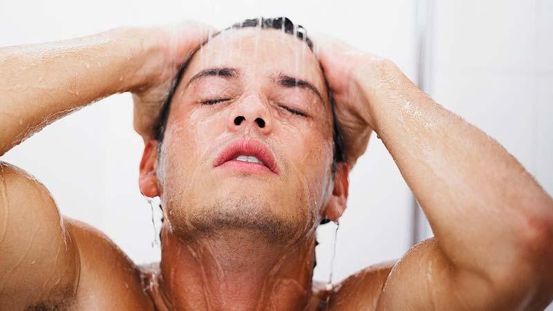 Image result for حمام کردن زیاد مضر است؟