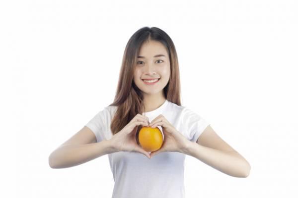 ماسک پرتقال