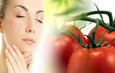 مزایای گوجهفرنگی برای زیبایی و شادابی پوست