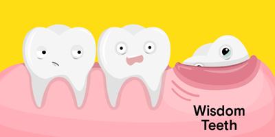 همه چیز درباره دندان عقل (جراحی و مراقبتهای بعد از جراحی)