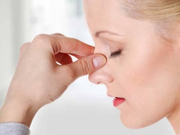 مشکلات مربوط به بینی