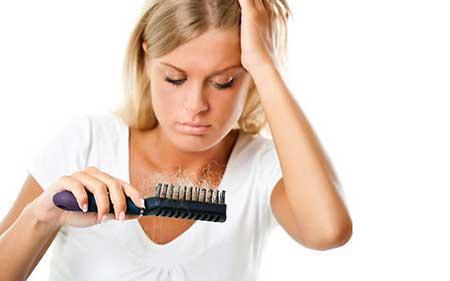 جوش این مدلی و ریزش مو به هم ربط دارند