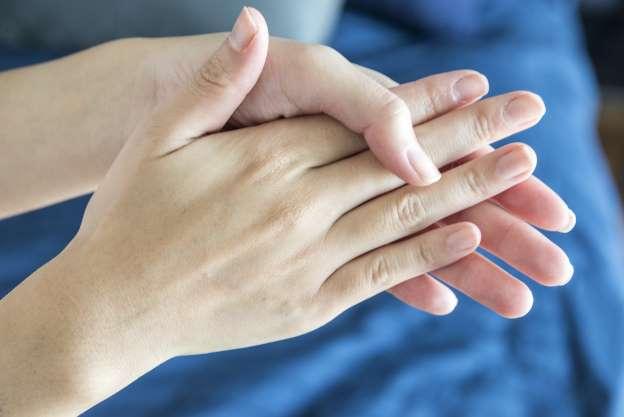 سلامت پوست دست