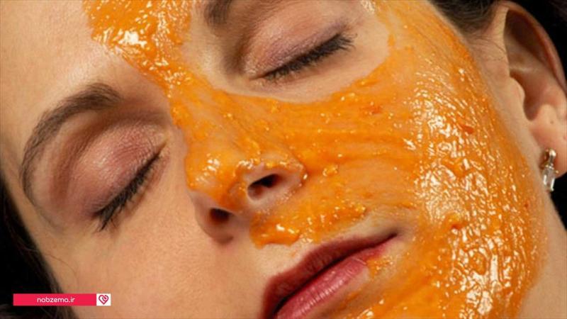 عکس ماسک پرتقال