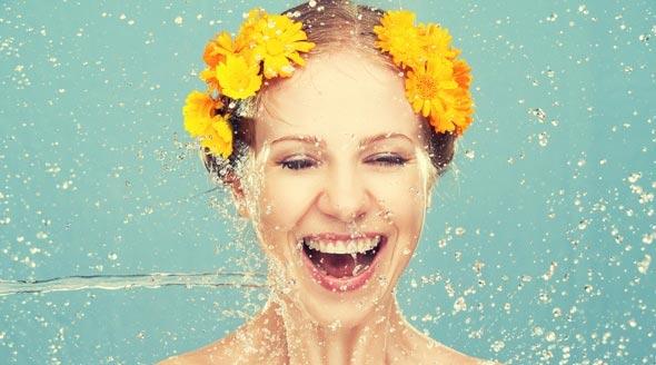 تاثیر خوردن آب برای لاغری و کاهش وزن