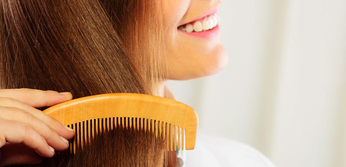 چطور در ۱۰ ثانیه از سلامت موهای خود آگاه شوید؟!