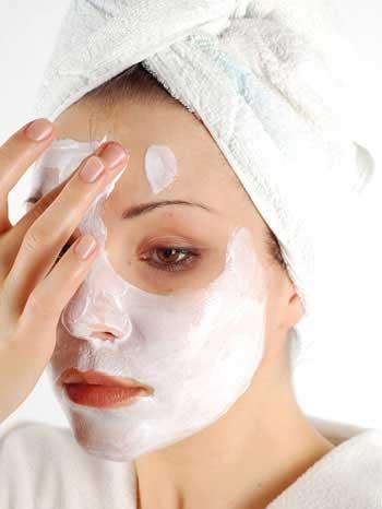 ماسک های خانگی، ضد خشکی پوست
