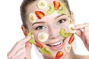 یک ماسک میوه ای مخصوص پوست های چرب
