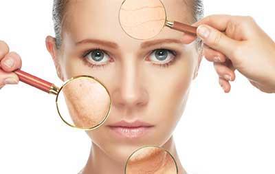 ۶ سم تخریب کننده پوست