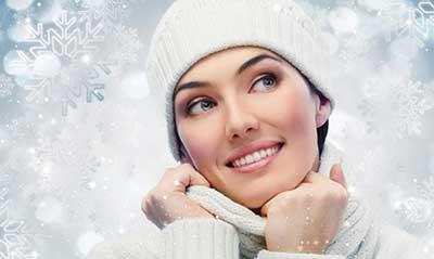 ردپای زمستان را از پوستتان پاک کنید!