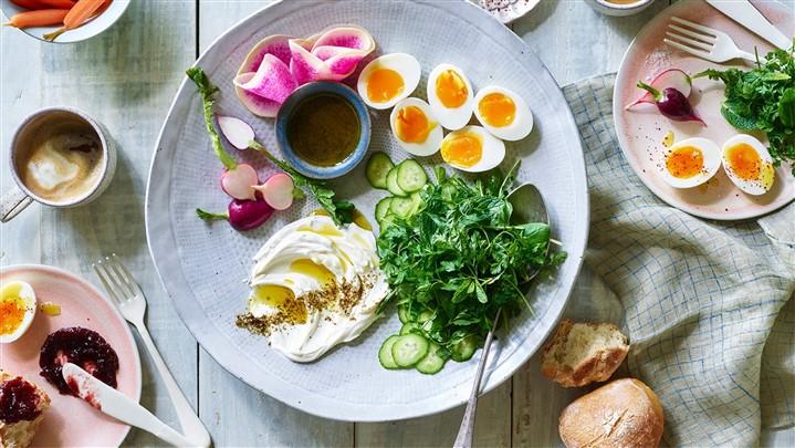 پنج انتخاب عالی برای صبحانه