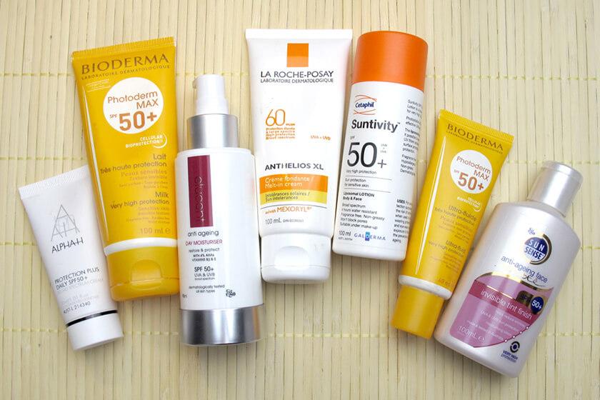 ویژگی کرم ضد آفتاب استاندارد چیست