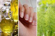 روش های طبیعی و خانگی برای تقویت ناخن ها